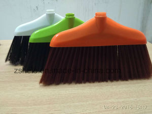 Hot Sale Dudget Plastic Whisk Broom (HL-202L) pictures & photos