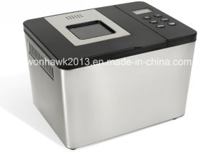 Stainless Steel Housing & S/S Decoration on The Lid Bread Maker pictures & photos