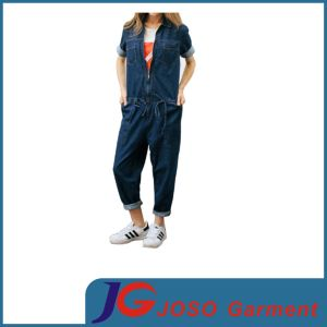 Comfortable Overall Women Denim Jeans Jc1345 pictures & photos
