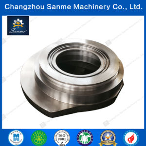 OEM Steel Casting CNC Machining Part for Bearing Housing pictures & photos