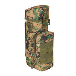 Anbison-Sports Tactical Molle Water Bottle Pouch Shoulder Bag pictures & photos