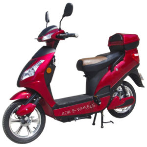 200W-500W Motor Electric Scooter, Mobility Scooter with Pedal (ES-009) pictures & photos