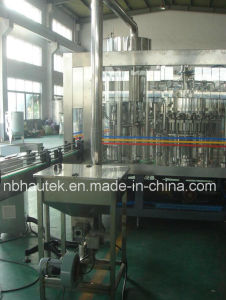 Automatic Water Bottle Rinsing Filling Capping Machine pictures & photos