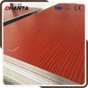 UV Red Melamine MDF From Chanta Group pictures & photos
