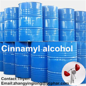 High Purity Flavoring Cinnamyl Alcohol / Cinnamic Alcohol (104 -54-1) pictures & photos