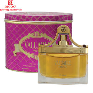 B163 Valuable Female Perfume with Beautiful Bottle