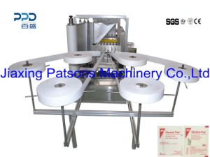 Multi-Function Hi-Speed Fully Auto Alcohol Prep Pad Packaging Machinery pictures & photos