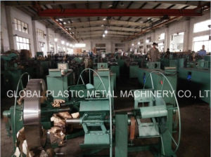 Corrugated Stainless Steel Flexible Metal Pipe Manufacturing Machine pictures & photos