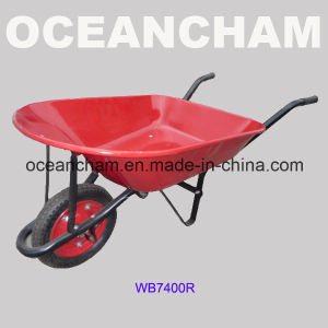 Highly Recommend with Pneumatic Wheels Wheel Barrow