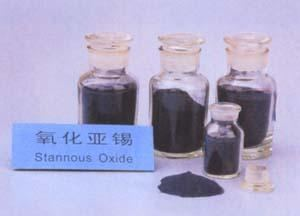 Sell High Quality of Tin (II) Oxide CAS: 21651-19-4 pictures & photos