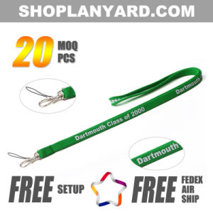 Business ID Polyester Tube Neck Strap (TL12AXA-7)