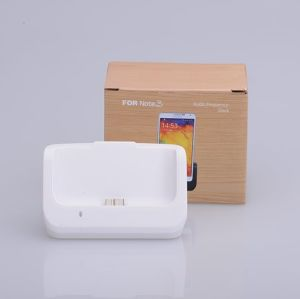 Desktop USB Sync and Battery Dock Charger for Samsung Note3 pictures & photos