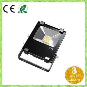Outdoor IP65 10W LED Flood Light pictures & photos