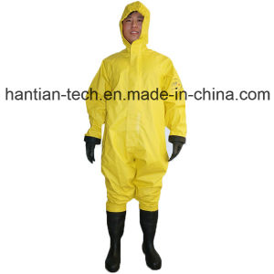 Grade 1/2/3 Anti Fire and Anti-Chemical Suit for Personal (2WP) pictures & photos