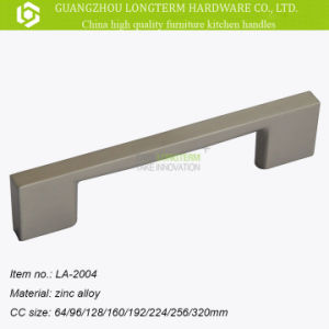 Popular High Quality Zinc Alloy Cabinet Handle with Good Touch pictures & photos