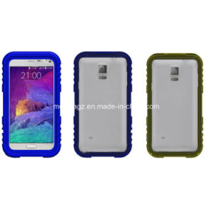 Newest Fashionable Waterproof Case for Samsung Galaxy Note2/ 3/ 4 pictures & photos