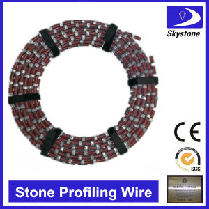 Top Quality Diamond Wire Saw for Granite Dressing pictures & photos