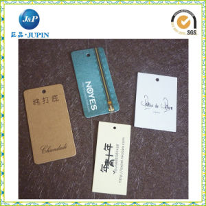 Full Color Printing Recycled Hang Tags (JP-HT036) pictures & photos