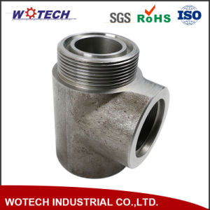 Customized Factory Supply Forged Aluminum Pipe Fitting