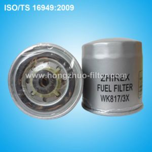 Fuel Filter Wk817/3X for Daewoo pictures & photos
