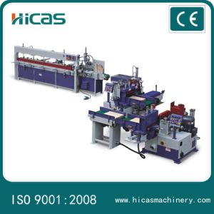 Hicas Wood Finger Jointing Line Machine for Wood pictures & photos