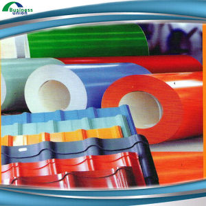 Color Coated Galvanized Coil/ Greenboard Steel Sheet/Whiteboard Steel Sheet pictures & photos