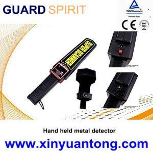 Hand Held Metal Detector, Handheld Body Scanner Detector Equipment Md3003b1 pictures & photos