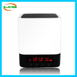 New Style Multifunction LED Clock and Lamp Bluetooth Speaker pictures & photos