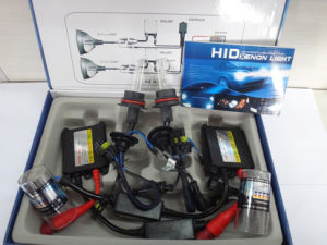 AC 55W 9007 HID Lamp HID Kit with Slim Ballast pictures & photos