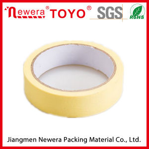 Economic Type Heat Resistant Masking Tape Made in China pictures & photos