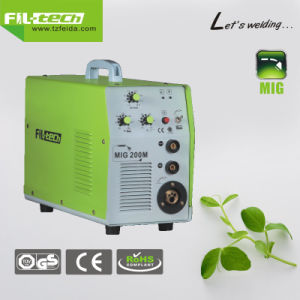 Two Function IGBT Inverter MIG/MMA Welding Machine (MIG-160M/180M/200M) pictures & photos