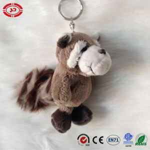 Racoon Plush Soft Cute Tiny Keychain Gift Toy pictures & photos