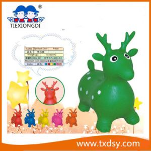 Jumping Animal, PVC Inflatable Animal Toys for Kids, Skippy Toy pictures & photos