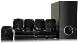 5.1CH DVD Home Theater System Subwoofer 100W pictures & photos