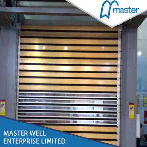 China Matel High Speed Rolling Door pictures & photos
