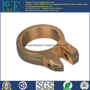 Good Quality Brass Casting and CNC Machining Small Spare Parts pictures & photos