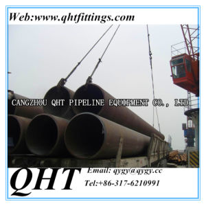 "API 5L 56"" Welded Carbon Steel Pipe of LSAW pictures & photos"