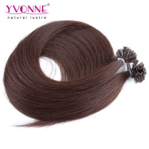 Top Quality Wholesale U Tip Human Hair Extensions pictures & photos