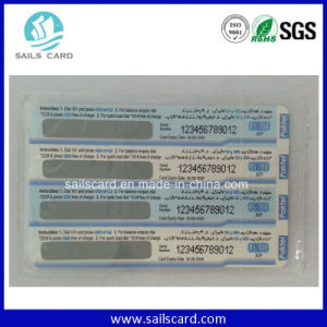 PVC or Paper Scratch Card pictures & photos