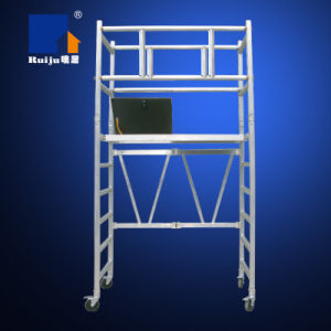 Aluminum Folded Scaffold 1.8m pictures & photos