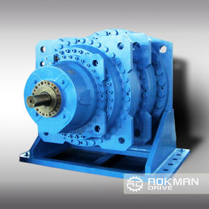 Qualified P Series Planetary Gearbox with High Torque pictures & photos