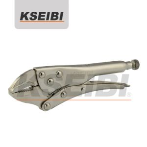 Good Quality Kseibi Straight Jaw Locking Pliers with Wire Cutter pictures & photos