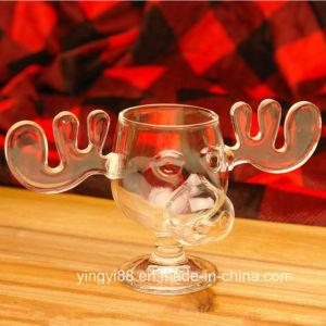 Factory Direct Sale Christmas Eggnog Moose Mug pictures & photos