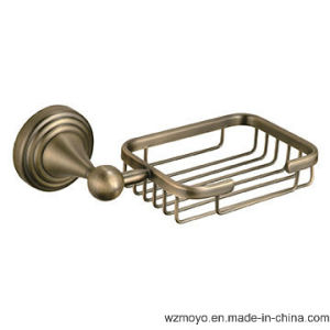 Sanitary Soap Basket in Bronze Finish pictures & photos