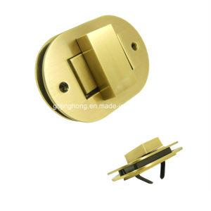 Brushed Anti Brass Metal Bag Lock pictures & photos