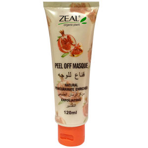 Zeal Face Care Pomegranate Peel off Facial Mask 120ml pictures & photos