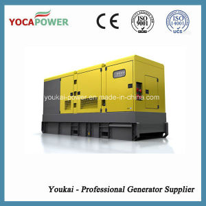 80kw/100kVA Portable Silent Diesel Generator pictures & photos