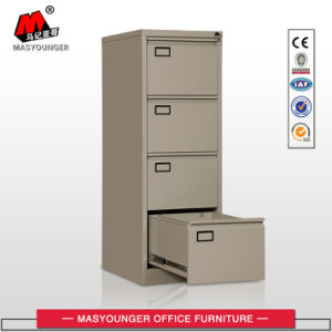 Factory Direct Sale 4 Drawer Steel Storage Filing Cabinet pictures & photos