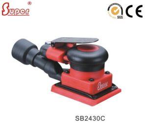 Non Vacuum 3``X4`` Square Air Sander with 3mm Orbit pictures & photos