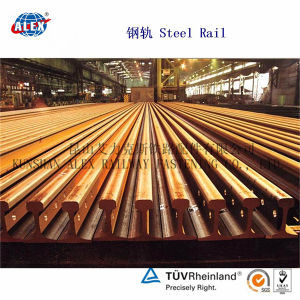 Railway S49 Track Steel Rail pictures & photos